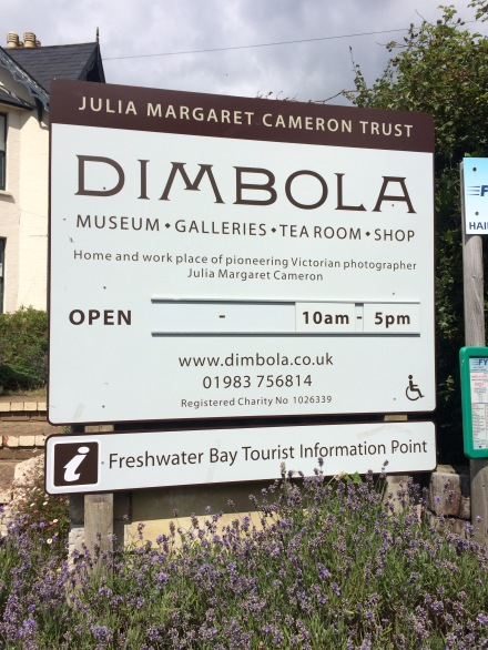 Dimbola - home of Julia Margaret Cameron, Victorian photographer to the stars