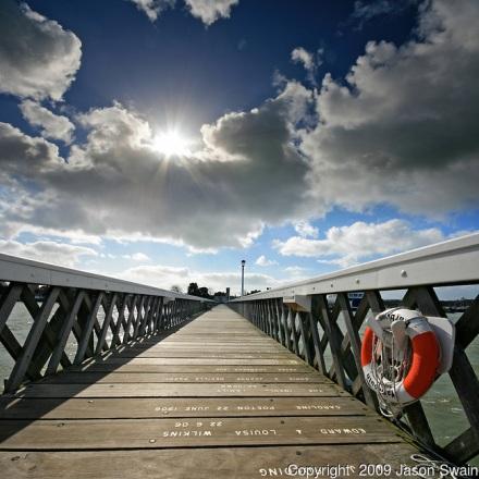 Yarmouth Pier (© Jason Swain)
