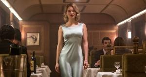 Virginal Lea Seydoux in Spectre